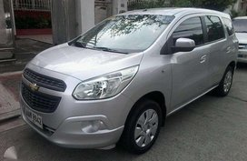2014 Chevrolet SPIN 7Seater Turbo Charged DIESEL Manual