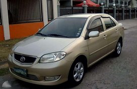 2005 Toyota Vios 1.5 G automatic top of the line fresh