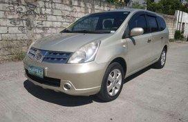 2008 Nissan Livina AT DP 80K FOR SALE