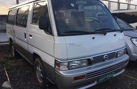 2013 Nissan Urvan Escapade 2.7 MT for sale