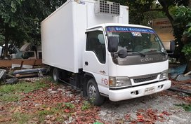 2014 Isuzu Elf giga ref van FOR SALE
