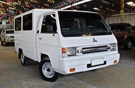 2015 MITSUBISHI L300 FB 2.5 Diesel MT for sale