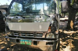 2013 Isuzu Elf giga npr 14ft dropside