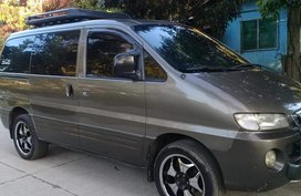 Hyundai Starex 99mdl Gas Matic for sale