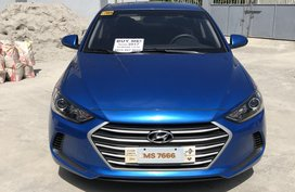 Rush 2017 Elantra Hyundai for sale