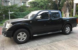 Selling Used Nissan Frontier Navara 2012 in Quezon City