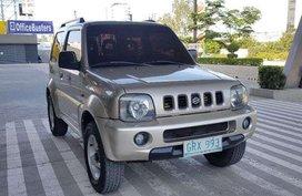 Suzuki Jimny 2003 manual transmission 1300CC DOHC