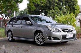 2010 Subaru Legacy GT Automatic Transmission