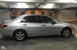Honda Accord 2003 Very smooth and clean