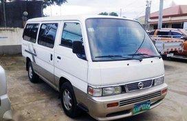2013 Nissan Urvan Escapade diesel for sale