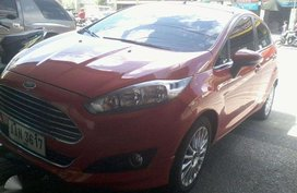 2014 Ford Fiesta sport matic good condition