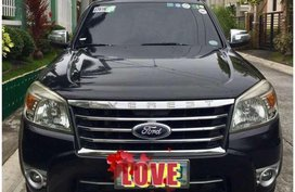 Ford Everest 2011 Limited Edition for sale