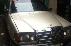 I''m Selling My 1989 W124 Mercedes Benz 260E
