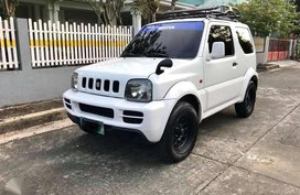 2003 Suzuki Jimny Manual Transmission 4x4