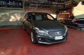2017 Suzuki Ciaz Gray Gas AT - Automobilico SM City Bicutan