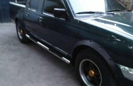 2001 Nissan Frontier automatic pickup diesel 4x2
