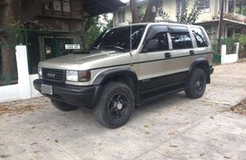 Isuzu Trooper Bighorn 2004 4jg2 AT 4x4 orig paint