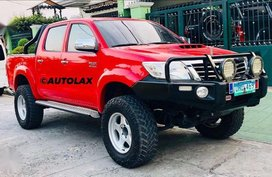 2013 Toyota Hilux 3.0 4x4 AT For Sale