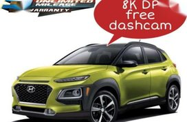 Low DP 8k Hyundai KONA 2019