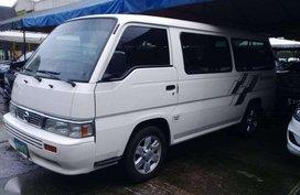 2012 Nissan Urvan Escapade for sale