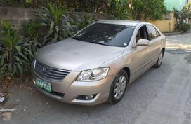 2007 Toyota Camry 2.4G automatic. FOR SALE