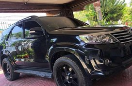Toyota Fortuner Diesel Automatic 2012 for sale