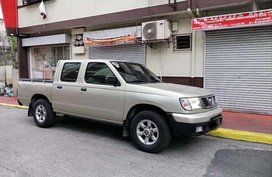 2001 Nissan Frontier 4x2 Manual 2.7 Diesel engine