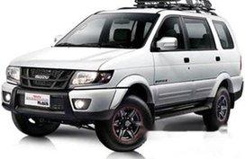 Isuzu Crosswind Sportivo X Black Series 2019