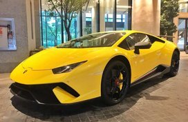 2018 Lamborghini Huracan for sale