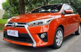 2015 Toyota Yaris G 1.5L Gasoline Engine Automatic Transmission