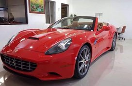 For sale 2013 Ferrari California f1 v8 engine