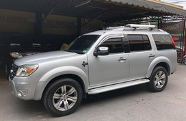 2011 Ford Everest 4x2 Automatic FOR SALE