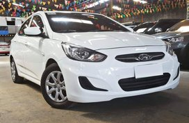 2011 HYUNDAI Accent CVVT 1.4 Gas MT (We Accept Trade In)