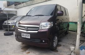 2015 Suzuki APV SGX Automatic for sale