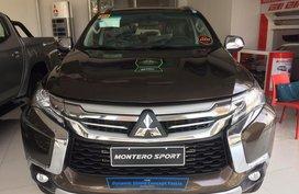 Mitsubishi Montero Sport 2018 for sale