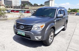 2011 Ford Everest automatic limited ed FOR SALE