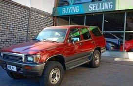 Toyota SR5 4 Runner 1990 for sale