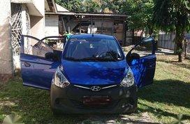 Hyundai Eon 17kM FOR SALE