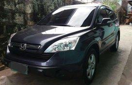 2007 Honda Crv 4x2 At for sale