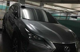 FOR SALE: Lexus NX200T Sport 2017 SUV AT