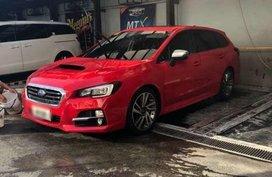 Subaru Levorg 2017 Gt-S cvt FORSALE