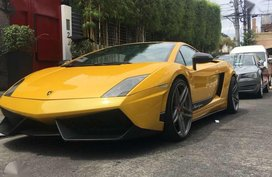 2012 Lamborghini Gallardo Superleggera for sale