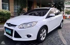 2013 Ford Focus 1.6L hatchback automatic