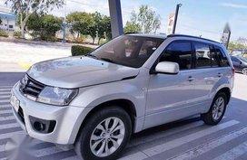 SUZUKI GRAND VITARA 4x2 Automatic - 2012 model