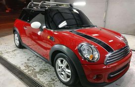 2011 Mini Cooper R56 Chili Red