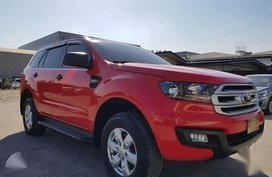 2016 Ford Everest Ambiente Automatic transmission