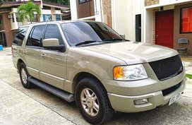 2004 Ford Expedition Automatic 4.6 V8 engine