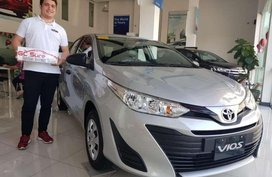 2019 Brand New Toyota Vios 1.5 G Prime CVT Sure Approved w GC Sure