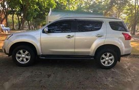ISUZU MUX 2017 EURO2 FOR SALE