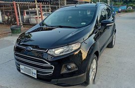 2016 Ford Ecosport Trend A/T P648,000 (negotiable upon viewing)